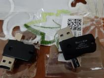 Card reader pentru telefoanele cu micro usb