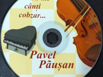 Pavel Păuşan - Să-mi cânţi cobzar... (Audio CD)