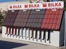 Acoperis Bilka , tabla Bilka , tigla metalica Bilka