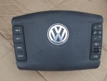 Airbag sofer VW Touareg 2002-2010 airbag volan