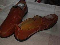 Pantofi piele barbati