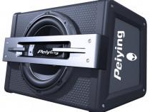Subwoofer activ peiying pyba300x, bass-reflex, 30 cm, 500w