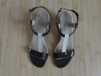 Sandale din piele lacuita Caspian Sea 38
