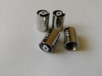 Set Capace ventile/valve roți Renault din metal