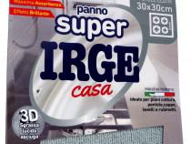 Laveta 3D Super Irge Casa pentru inox 30x30 cm