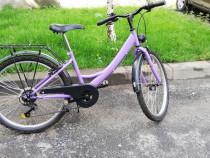 "Bicicleta copii cu roti de 24"""