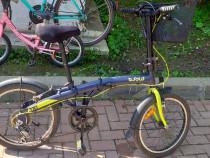 Bicicleta de vacanță, demotabila germană