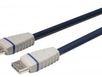 Cablu video DisplayPort Tata-Tata, 3m, Bandridge BCL2103