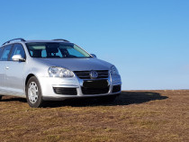 VW Golf bine intretinut