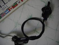 Frane pe disc hidraulice Shimano, de calitate