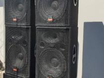 Set Boxe/Basi active Wharfedale Pro EVP-X15P 400 RMS 8Ohm
