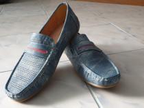 Pantofi bărbătești Blu Coralli