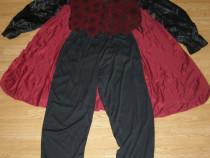 Costum carnaval serbare vampir dracula pentru adulti M-L