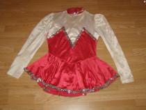 Costum carnaval serbare rochie dans sportiv pentru adulti