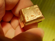 Inel de aur 13,49g