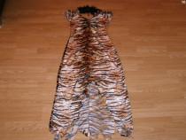 Costum carnaval serbare animal tigru pentru adulti marime M