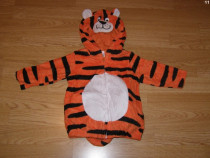 Costum carnaval serbare animal tigru 9-12 luni