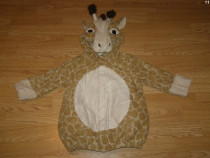 Costum carnaval serbare animal girafa 2-3-4 ani