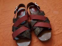 Sandale dama piele nr 41