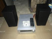 Microsistem Audio Pioneer X-HM20-K cu Usb,CD Player,Docking,