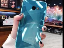 Huse oglindă Glass Samsung J4 Plus; J6 Plus ; A6 Plus