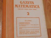 Gazeta matematica - Nr. 2 din 1985