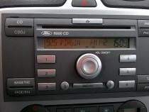 CD player radio cd 6000 FORD FOCUS FIESTA FUSION TRANSIT C M