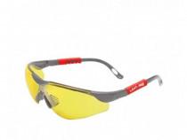 Ochelari protecție cu reglaj (f) / galben 46051