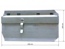 Set palete flotoare barikell 4-120/ol-120/mk8-120 dreapta