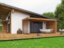 Proiectare si constructie casa moderna