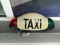 Lampă pentru taxi in stare bună