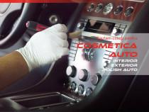 Angajam personal cosmetica auto (interior + polish)