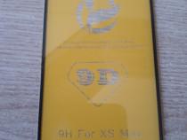 Folie sticla Iphone X, XS, XS Max 9D