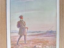 A634-I-Carte postala 1912-Adalbert Stifter om de arta german