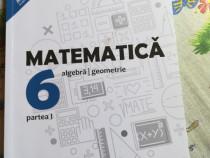 Culegere matematică clasa a 6-a semestrul 1