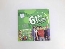 CD muzica Voltaj MSD 2 TOUR 6! Vine Voltaj - Nou