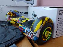 HoverBoard Graffity Sport 2x500w Bluetooth-Telecomanda+HUSA