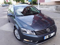 Vw passat 2.0tdi euro5 2012 posibilitate rate