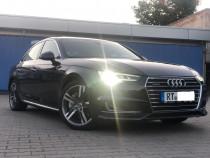 Audi a4-prestige-sline-quattro-piele-navi-2.0tfsi-252cp-2018