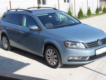 Vw Passat 2013 2.0 140 hp xenon BlueMotion 123.700 km -Led-