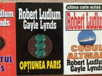 Robert Ludlum & Gayle Lynds – Opera partea a patra