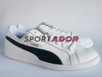 Adidasi Puma Smash 44EU -piele naturala- factura garantie