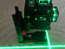 Nivela laser verde 3planuri x360* complet 12Linii rotativ
