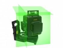 Nivela laser VERDE profesionala cu autonivelare 12 Linii 3D