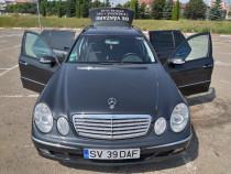 Mercedes-Benz E200 Elegance 1.8 kompresor 2004 + GPL