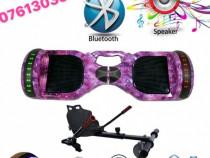 Hoverboard First Wheel 1000w LED-uri Bluetooth TELECOMANDA