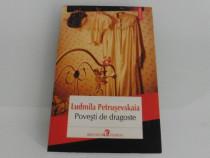 Ludmila petrusevskaia povesti de dragoste
