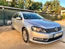 VW Passat B7 2.0 TDI BlueMotion Euro5 140 CP Inmatriculat
