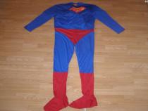 Costum carnaval serbare superman pentru adulti marime L