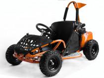 Atv Go kart bemi mini buggy 80cc ohv 4t orange